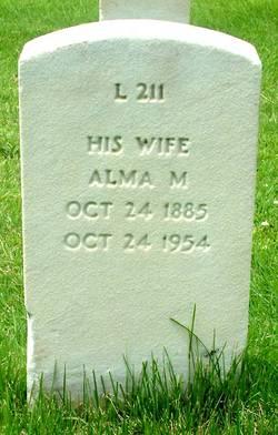Alma M Bobb