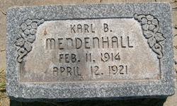 Karl B Mendenhall