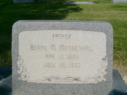 Berne Monroe Mendenhall