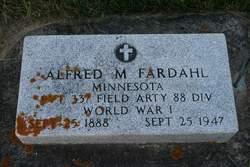 Alfred Martin Fardahl
