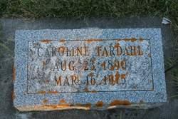 Caroline Fardahl