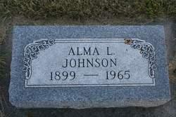 Alma Lauretta Johnson