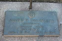 Sigurd H. Osmundson