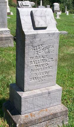 Allen Achilus Ballinger