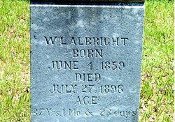William Logan Albright