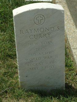 Raymond S Curry