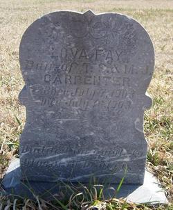 Lova Faye Carpenter