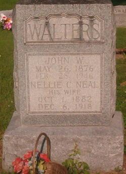 Nellie C <I>Neal</I> Walters