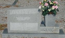 "Edwin C. ""Honey"" McKnight"