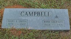 Bird Sherman Campbell
