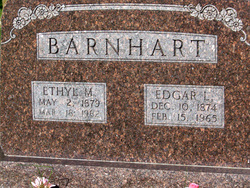 Ethyl Martha <I>Kees</I> Barnhart
