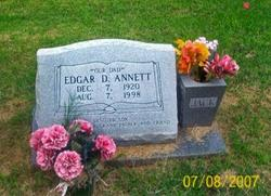 "Edgar Delbert ""Jack"" Annett"