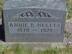 Annie <I>Regenvetter</I> Nelles