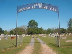 Lane Memorial Cemetery