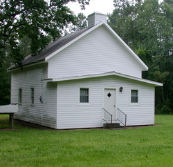 East Lake Baptist Church Cemetery