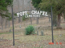Pope Chapel Cemetery