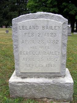 Leland Bailey