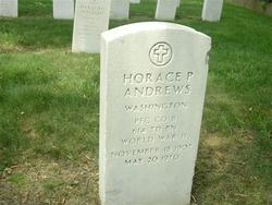 Horace P Andrews