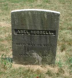 Abel Hubbell