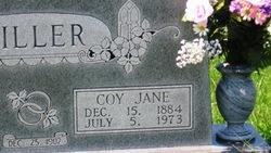 Coy Jane <I>Earp</I> Miller