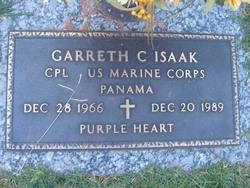 CPL Garreth Charles Isaak