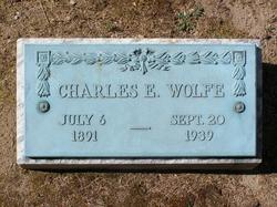 Charles Elmer Wolfe