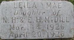 Leila Mae McDill
