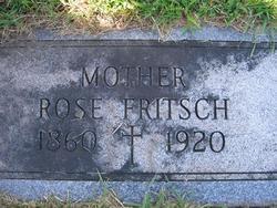 Rose <I>Rieber</I> Fritsch