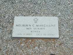 Melburn C Marchant