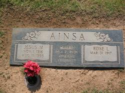 Jesus M. Ainsa