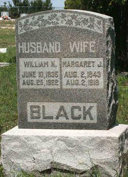 Margaret J <I>Ledbetter</I> Black