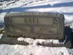 Benjamin Franklin Ball