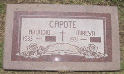 Mireya <I>Quinones</I> Capote