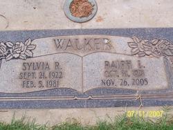 Sylvia Jean <I>Robertson</I> Walker