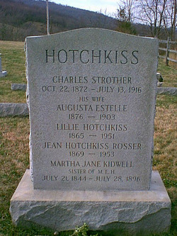 Charles Strother Hotchkiss