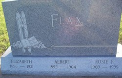 Elizabeth <I>Aschenbrenner</I> Flax