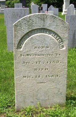 Capt Ezekiel Hatch