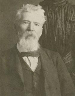 Rev William Francis Marion Kinzer