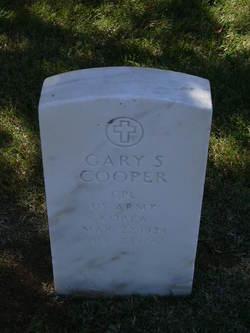 Gary S Cooper