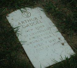 Arthur J Gaugel
