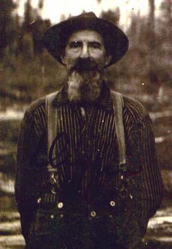 """John Gibson """"Diggen"""" Montgomery"""