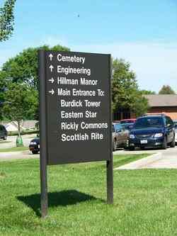 Masonic Home Cemetery