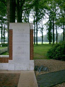Arnhem War Cemetery