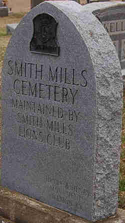 Smith Mills Cemetery