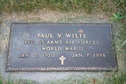 Paul Vernon Wiste
