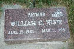 William Gene Wiste