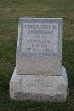 Chrestina B. Anderson