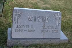 Alfred Joel Wiste