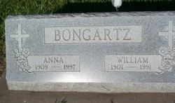 Anna <I>Lang</I> Bongartz