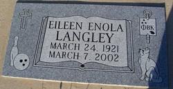 Eileen Enola Langley